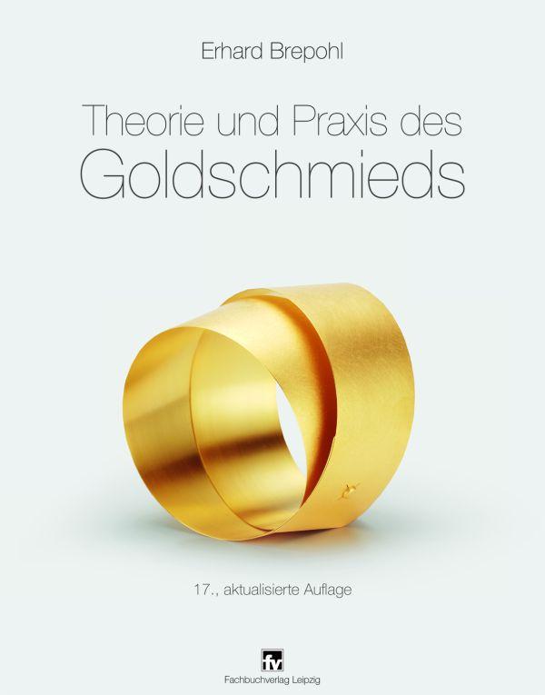 Boek Brepohl: Theorie und Paxis des Goldschmieds