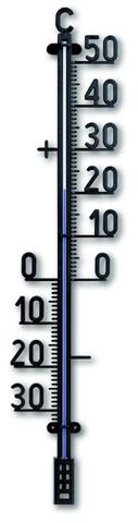 Aussenthermometer, 147x38mm