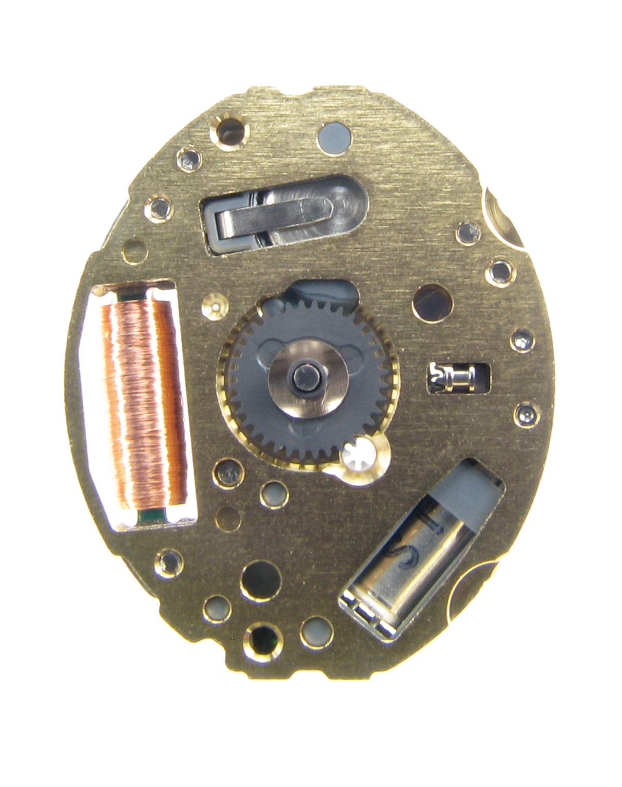Kleinuhrwerk Quarz Miyota 5Y20 Standard