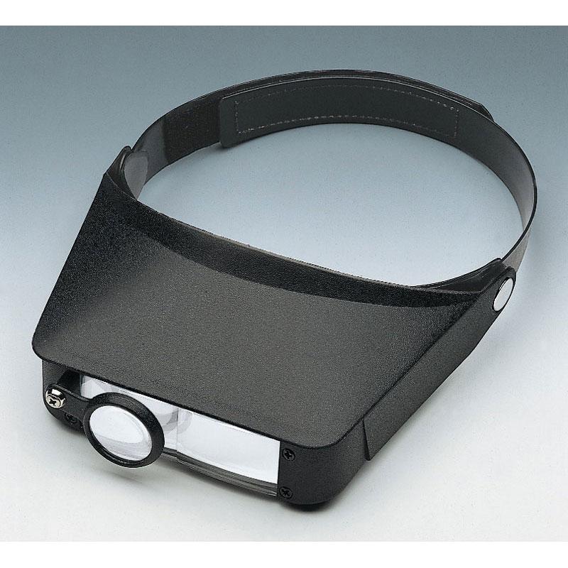Kopfbandlupe 1,8 - 4,8x Vergrößerung