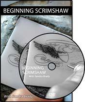 DVD Beginning Scrimshaw