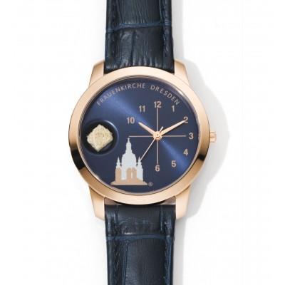 24. Edition Dresdner Frauenkirchen-Uhr