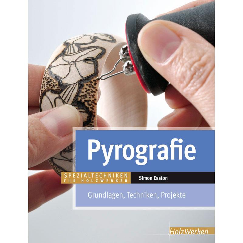 Buch Pyrografie
