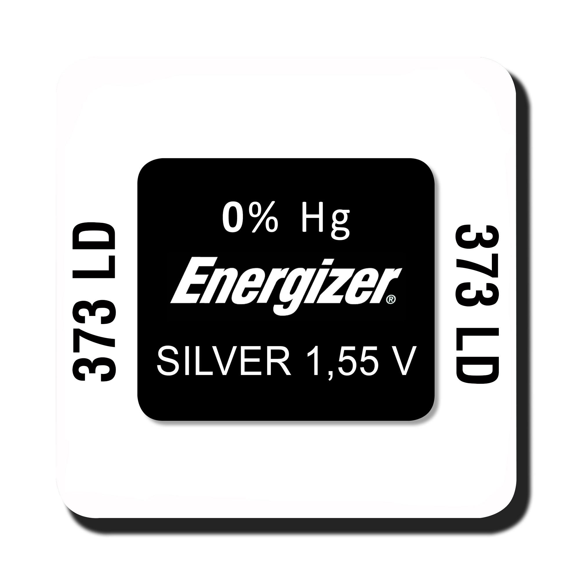 Energizer 373 knoopcel