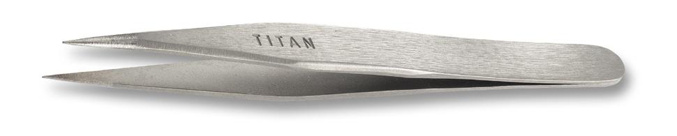 Löt- und Beiz-Kornzangen Titan 130 mm