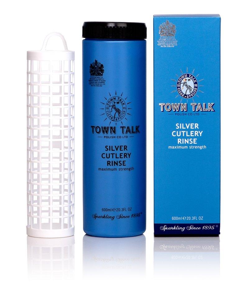 Mr Town Talk Silberbesteckreiniger Silver Cutlery 600 ml