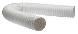 Pvc-spiraalslang voor afzuiging