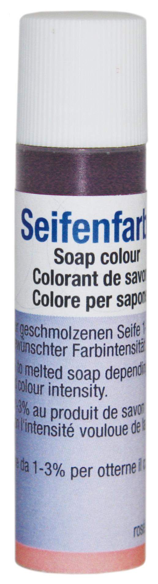 Seifenfarben opak - 16er-Set