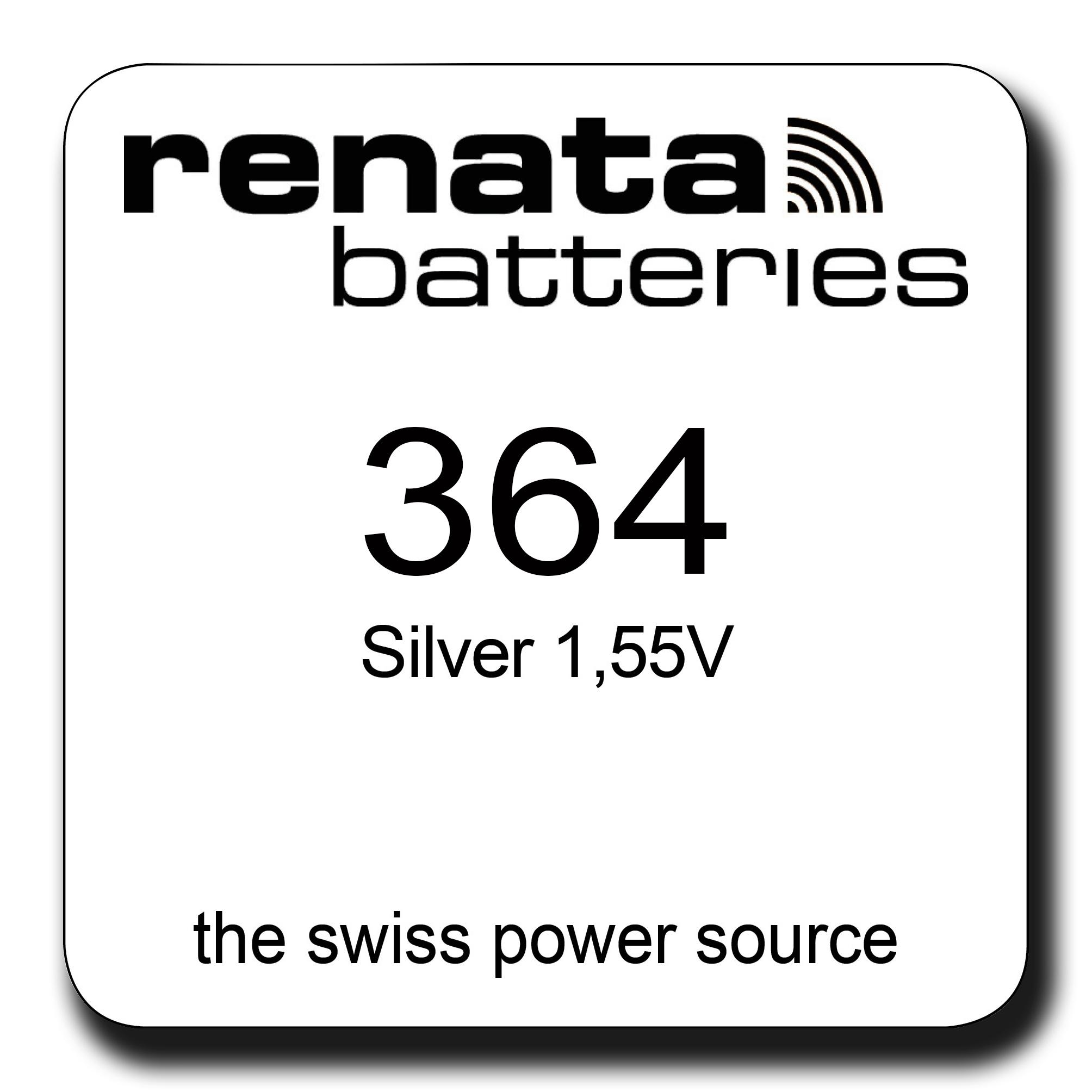 Renata 364 knoopcel