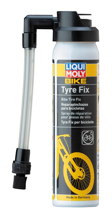 LIQUI MOLY Bike Tire Fix - voor het repareren van fietsbanden