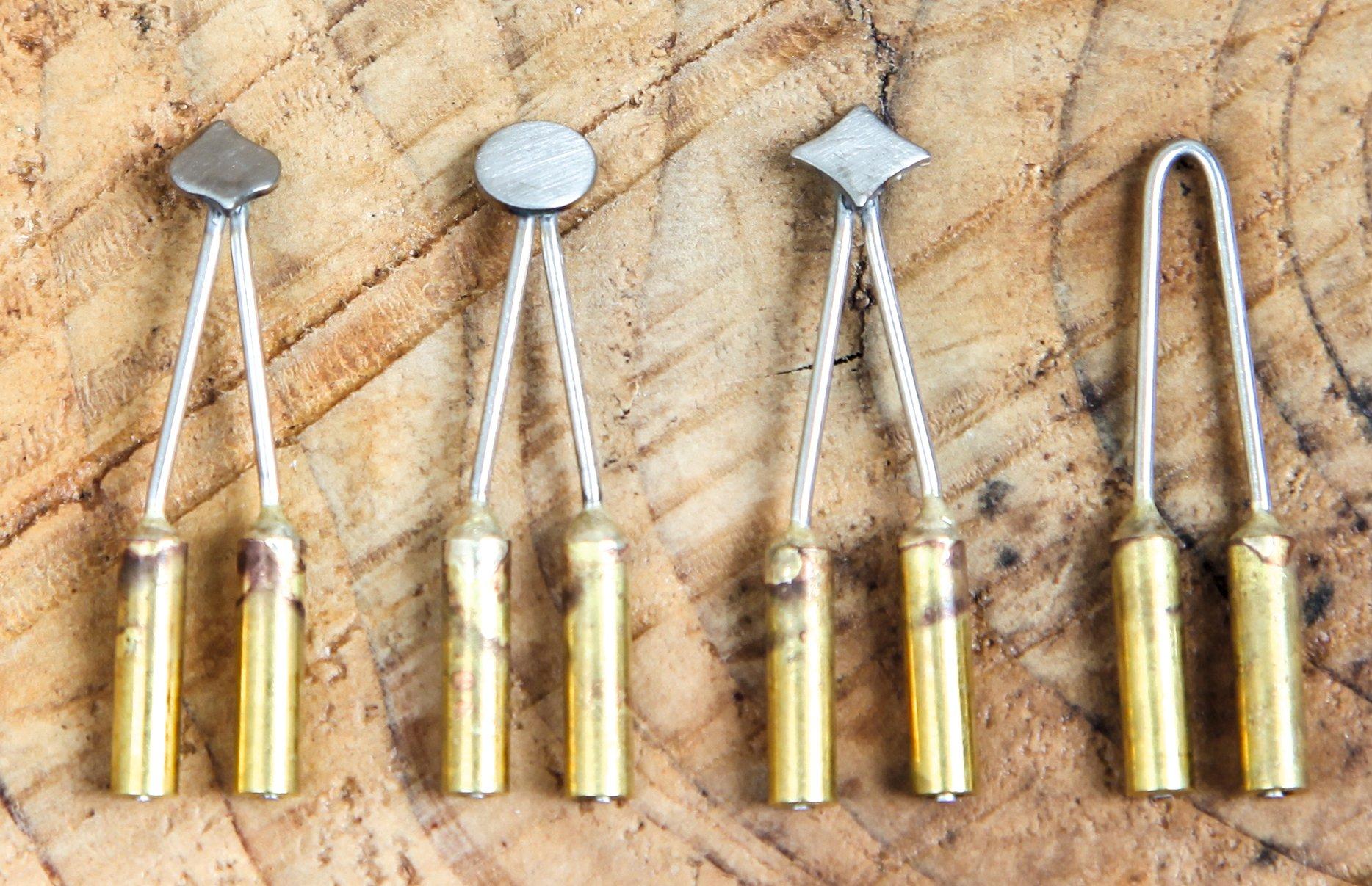 Sortiment Brennschleifensatz für Brenn-Peter Junior & Royal