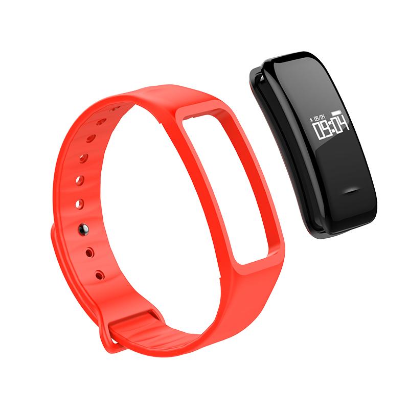 Ersatzarmband für Fitnesstracker, rot