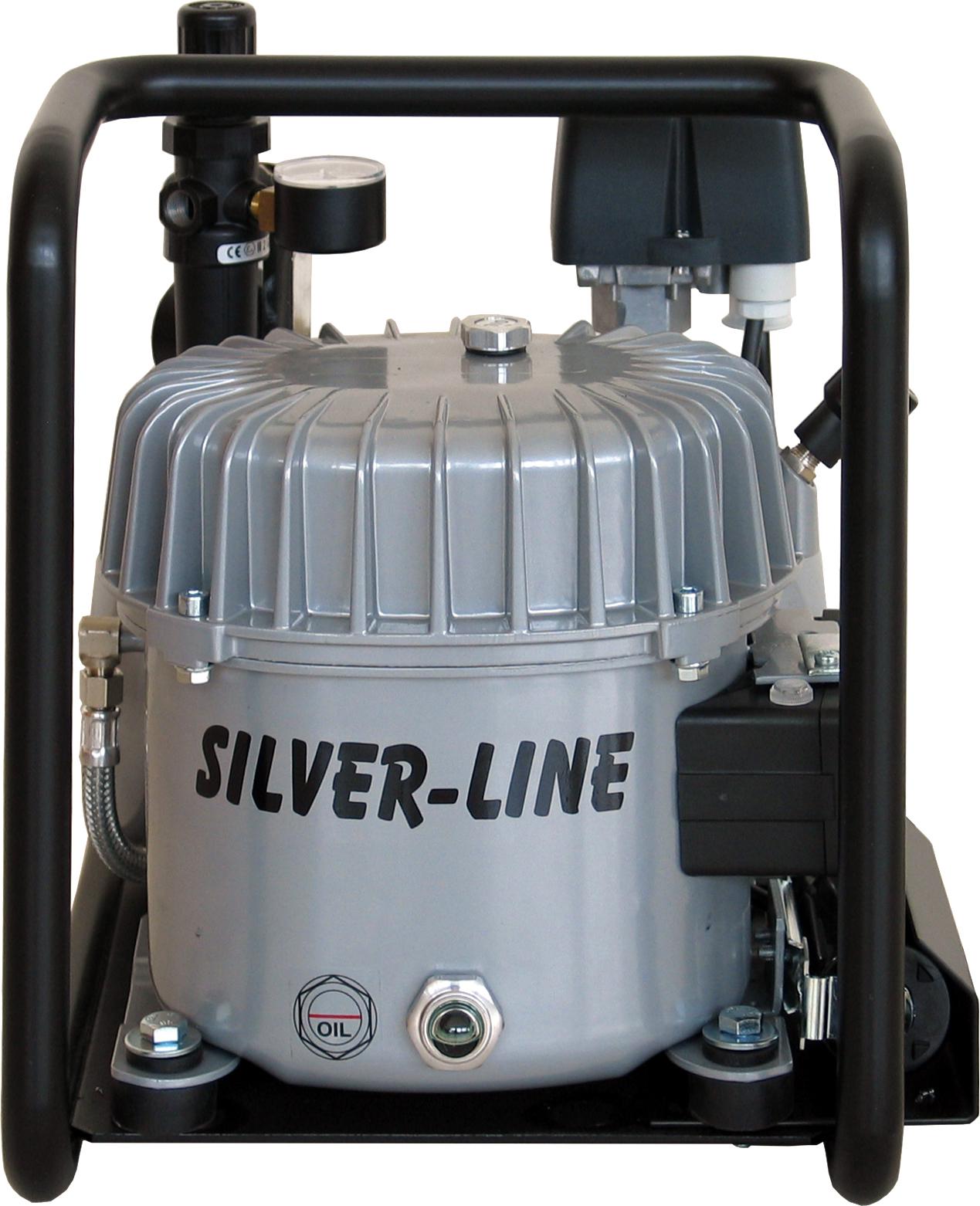 CompressorSilver-Line L-S50-4