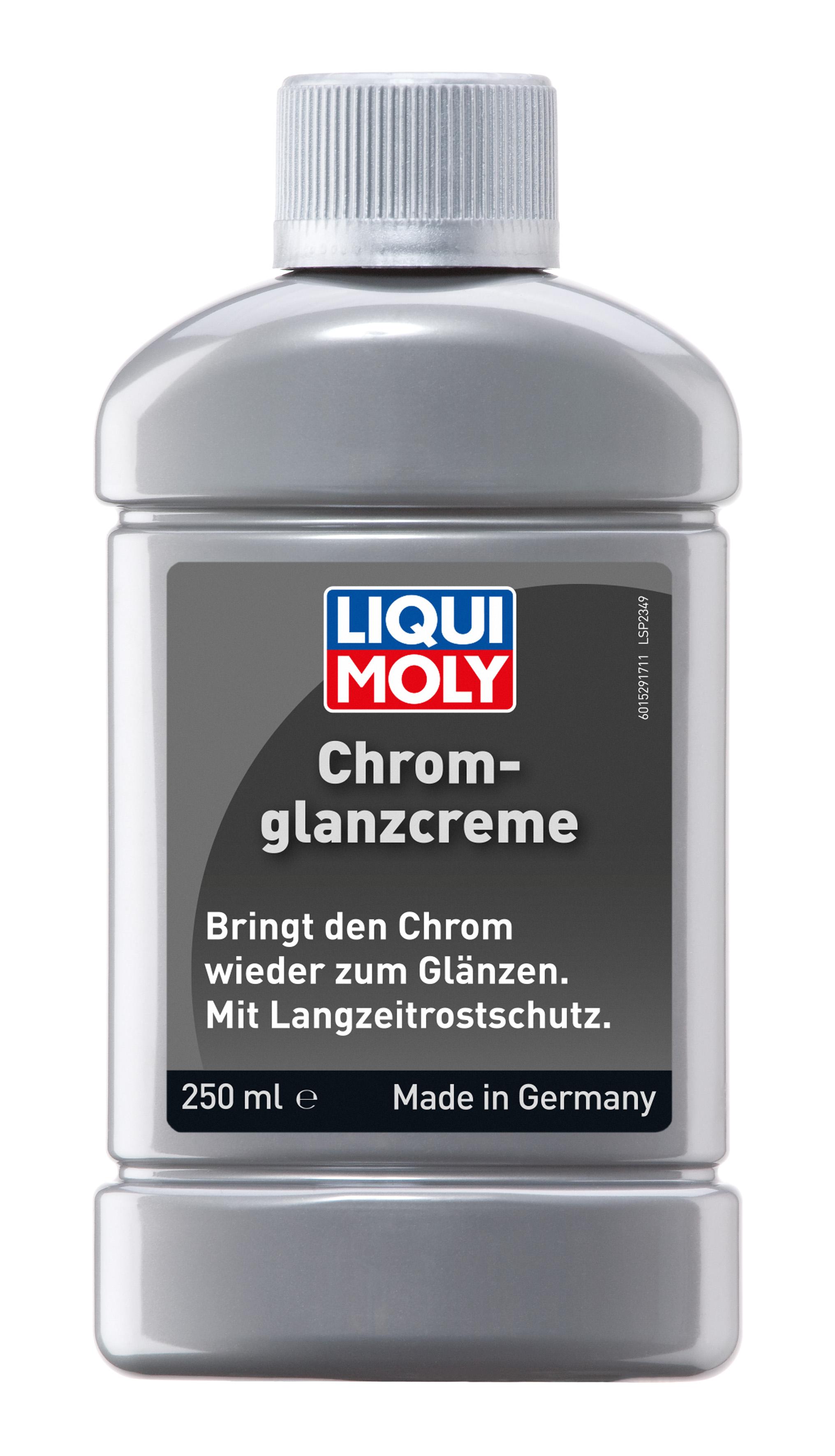 Chroomglans crème, 250ml