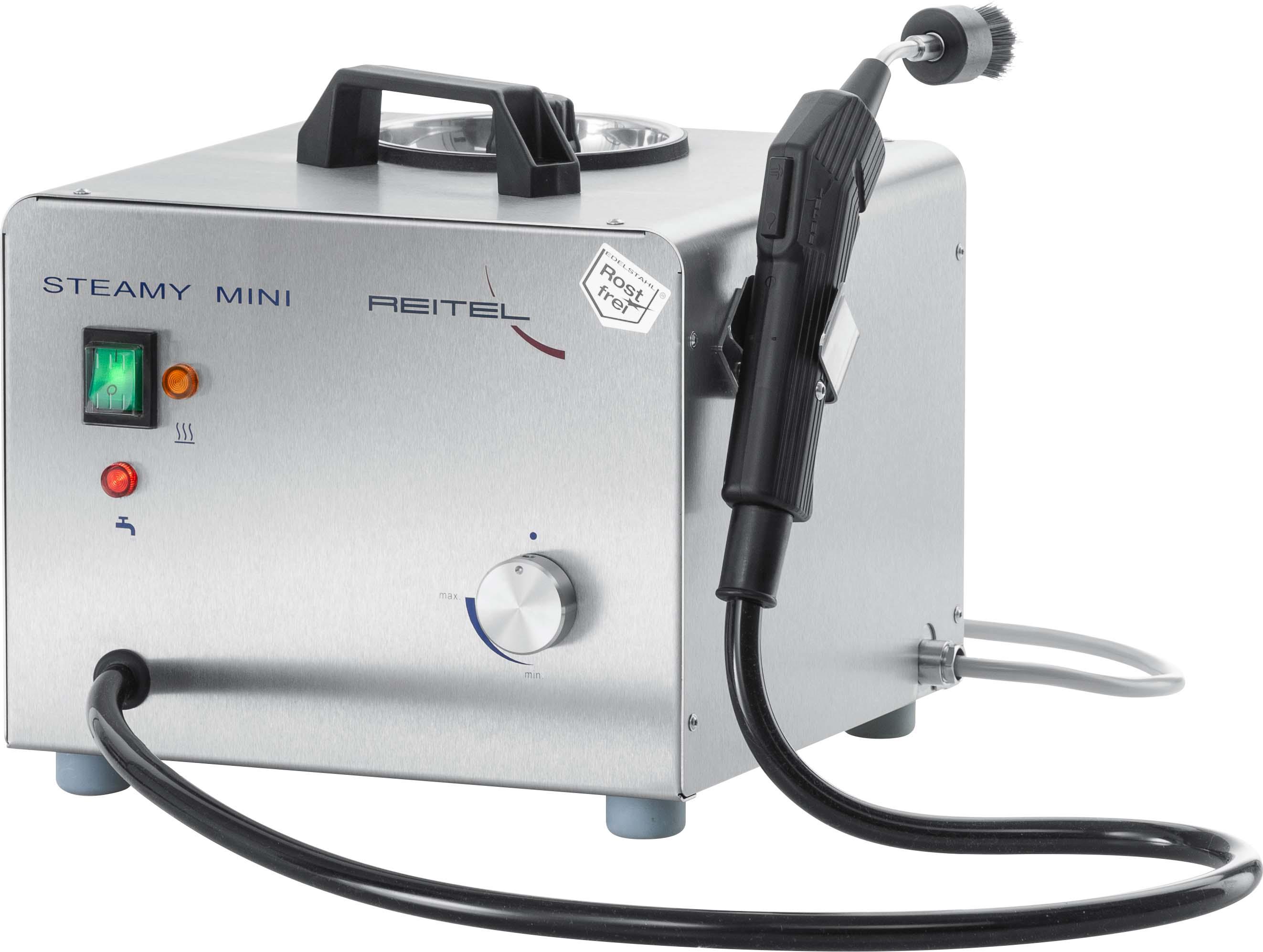 Dampfstrahlgerät Steamy-Mini Reitel