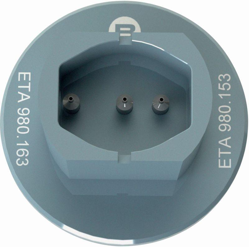 Bergeon Werkhalter 5 1/2 x 6 3/4 ETA 901-980.153/ 163