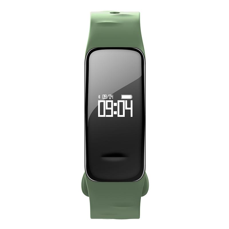 Fitness Tracker, grün