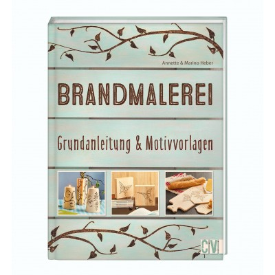 Boek Brandschilderen – Basiscursus