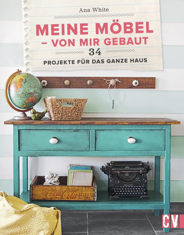 Boek: Meine Möbel - von mir gebaut