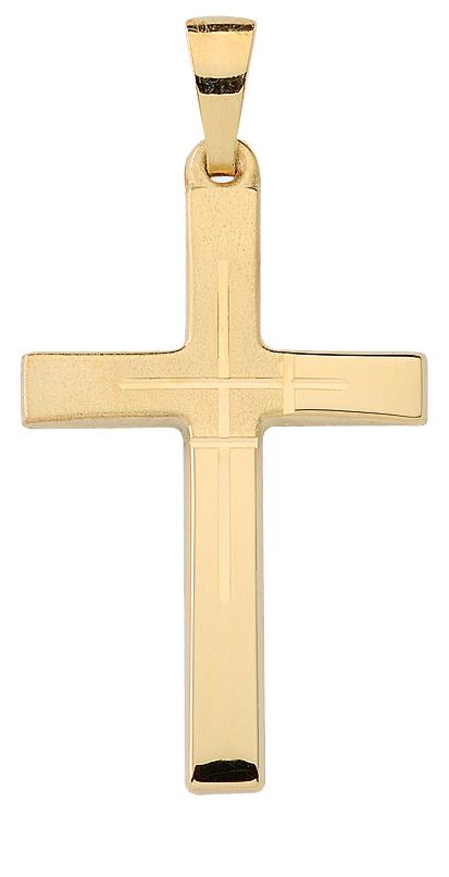 kruis goud 333/gg