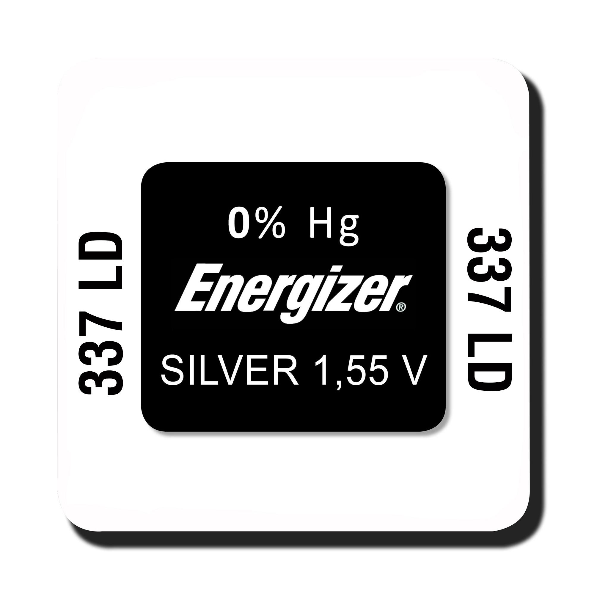 Energizer 337 knoopcel