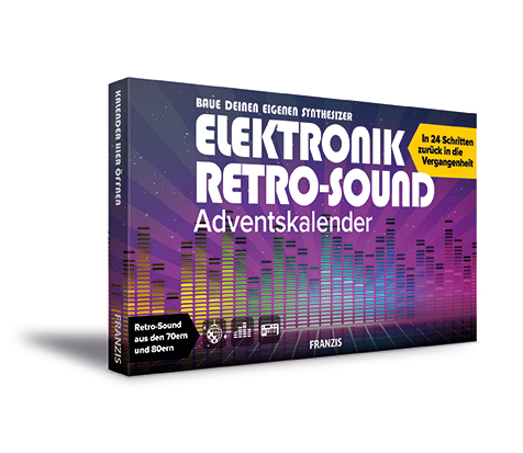 Adventskalender Elektronik Retrosound