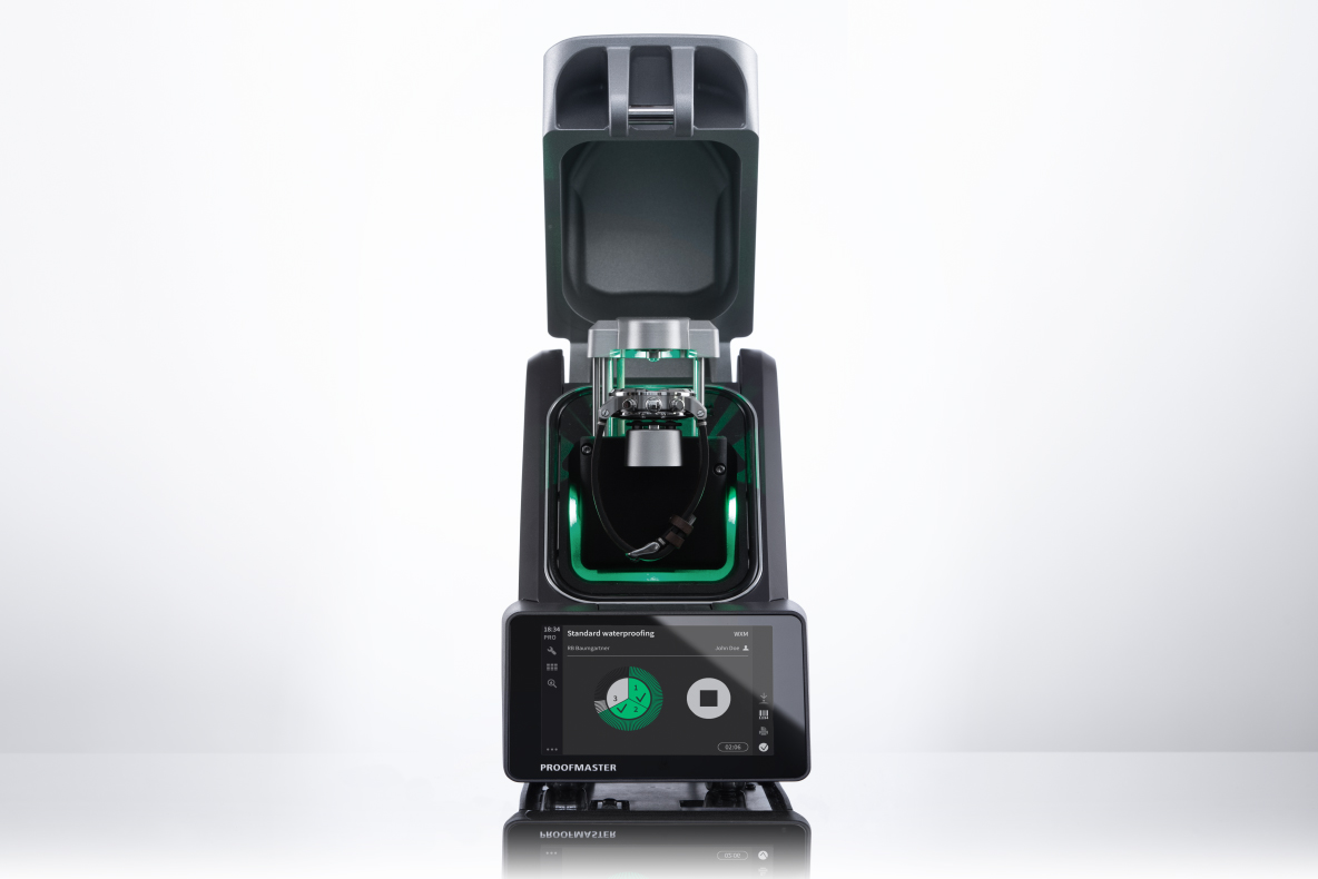 WD-Tester Proofmaster Witschi