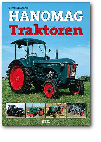 Boek Hanomag Traktoren