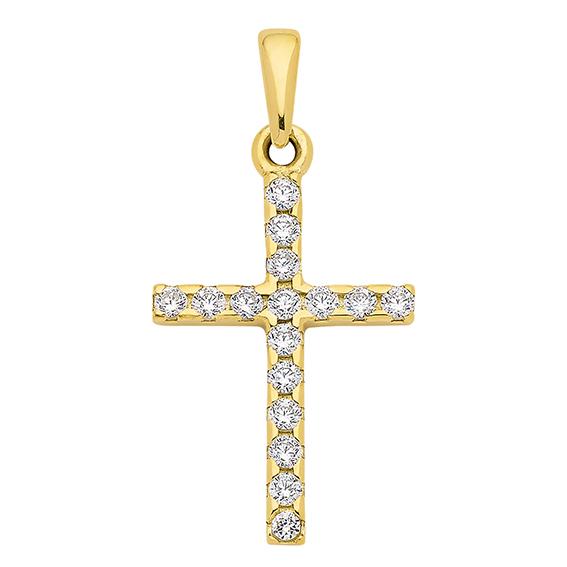 Kreuz Gold 333/GG