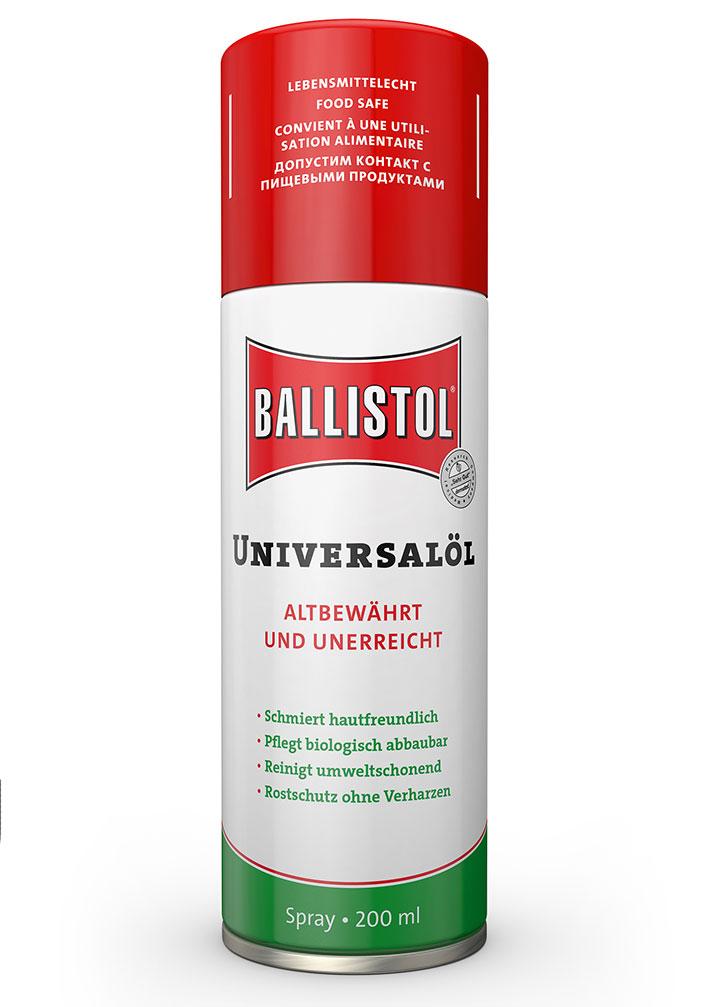 BALLISTOL Universalöl Spray, 200ml