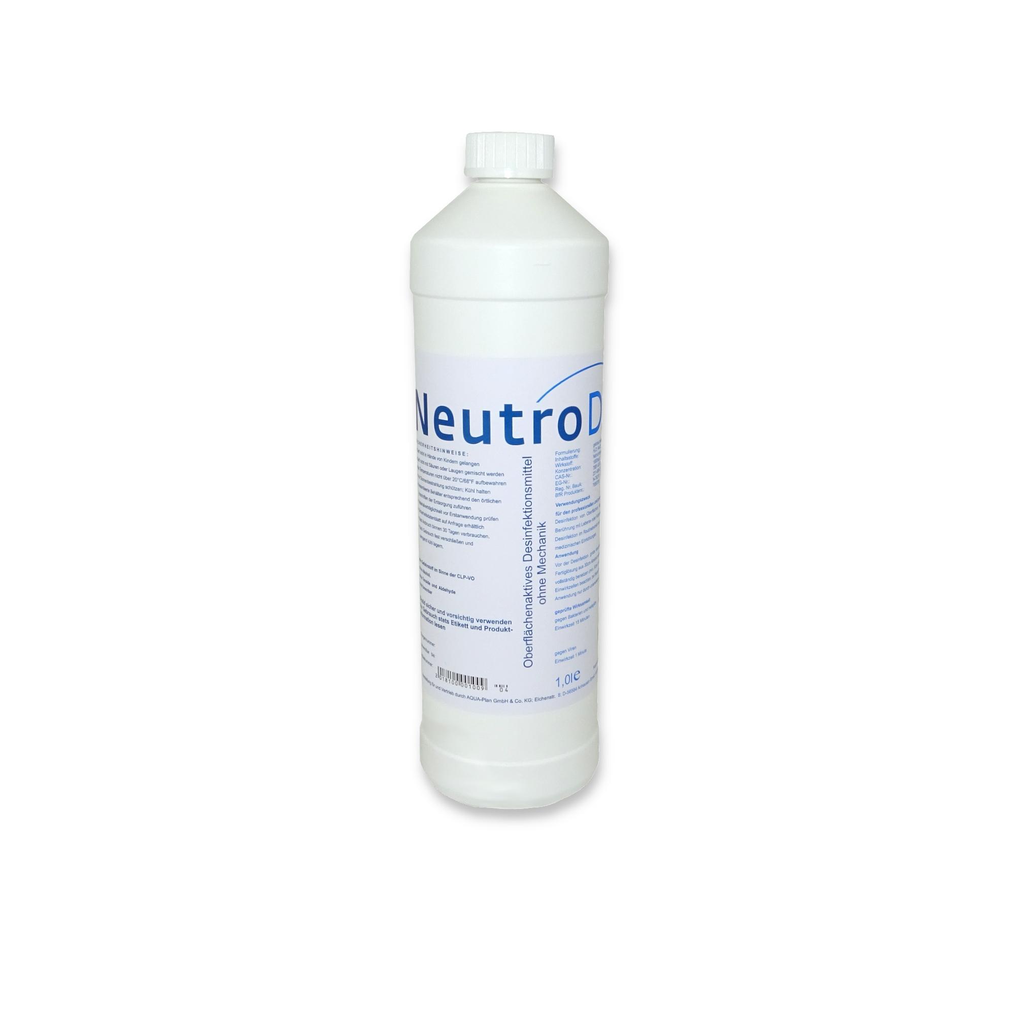 Desinfektionsmittel für alle Oberflächen, 1000ml