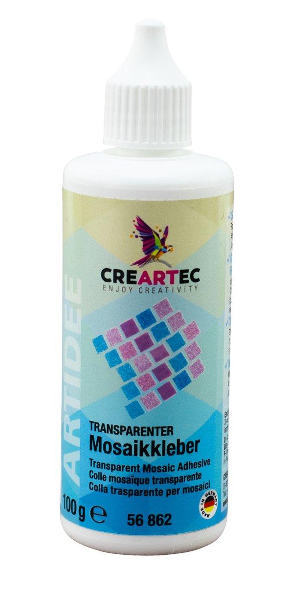 Glaskleber Mosaikkleber transparent, 100g