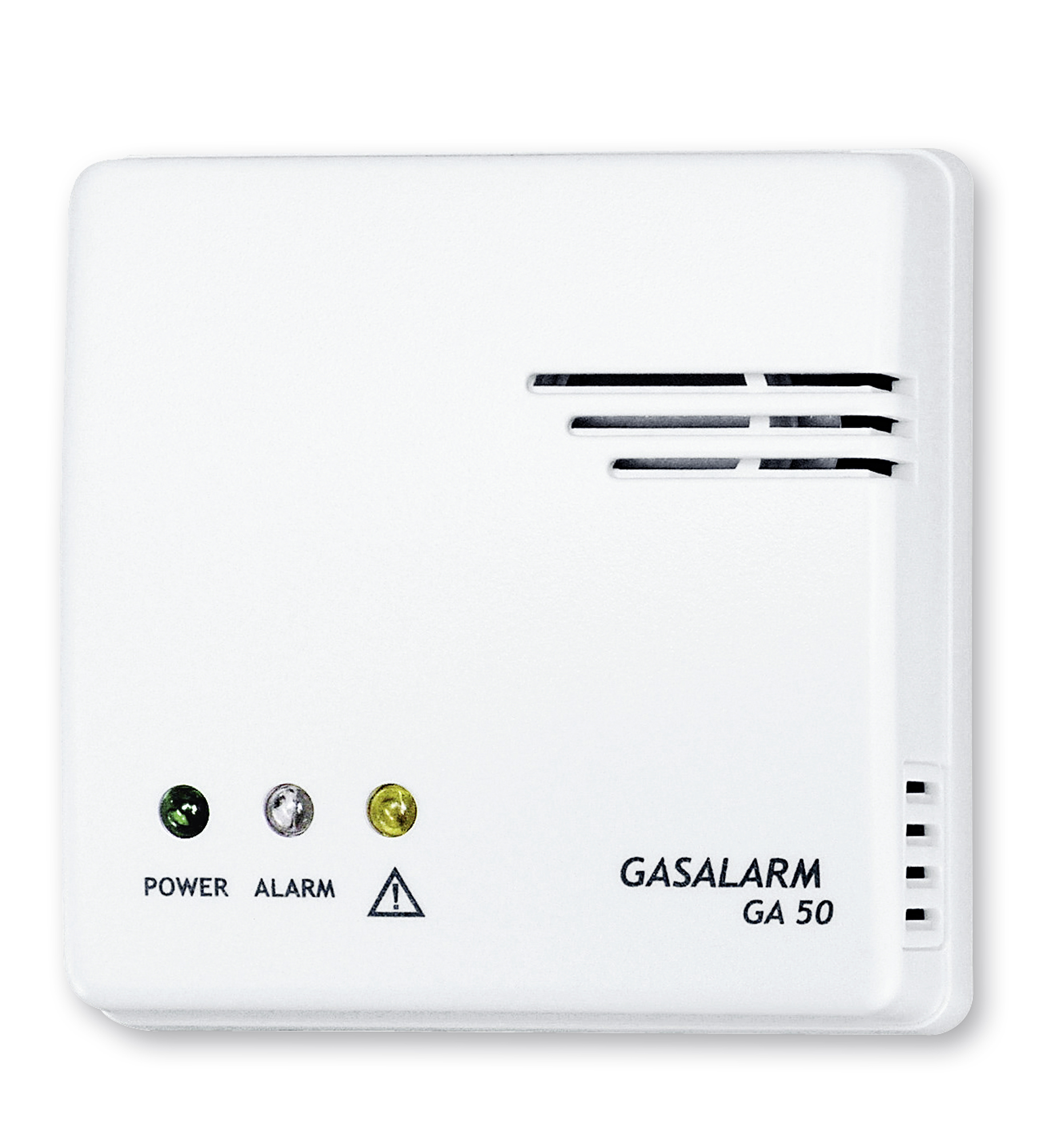 Gasalarmmelder 12 V mit Netzteil 230 V