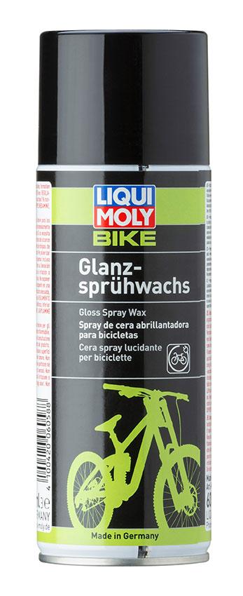 LIQUI MOLY Fiets glansspray wax, 400ml