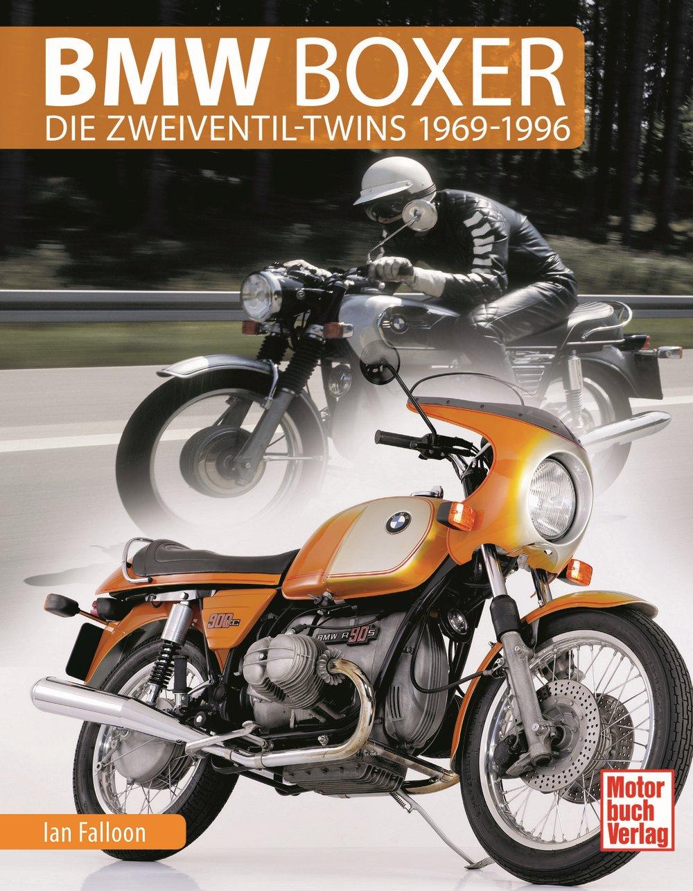 Boek: BMW Boxer - Die Zweiventil-Twins 1969-1996