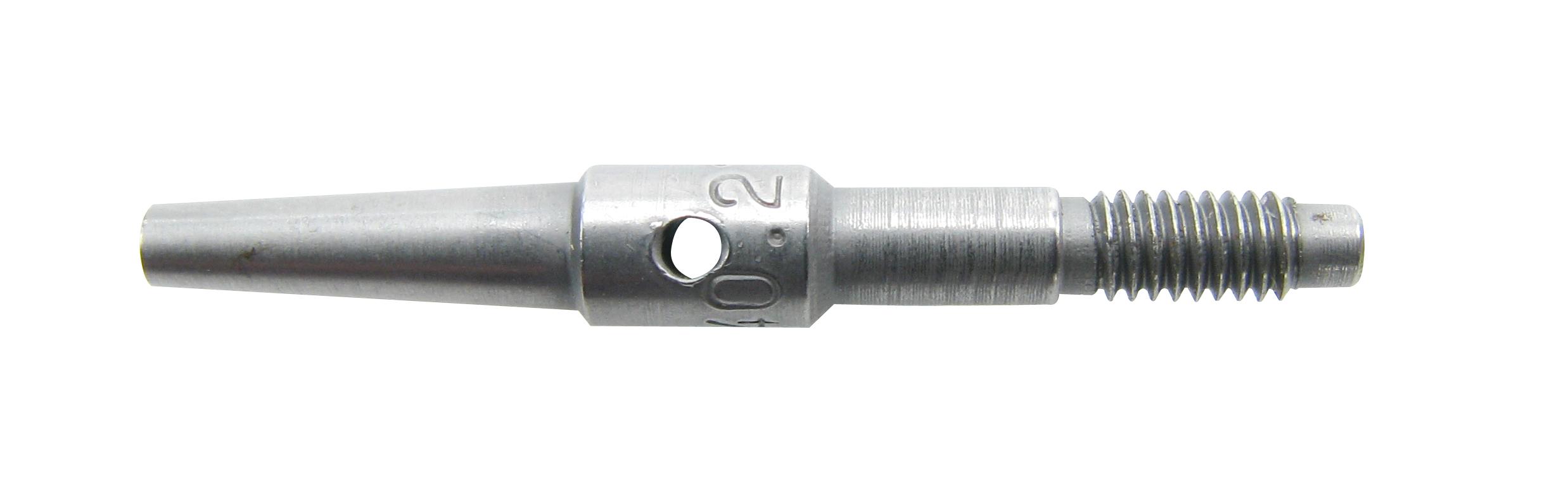 Fasserhammereinsatz flach für OS40 und Badeco