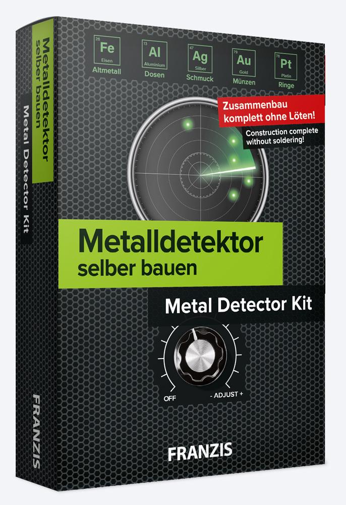 Bausatz Metalldetektor