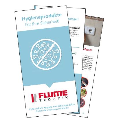 Broschüre Hygiene- und Schutzprodukte