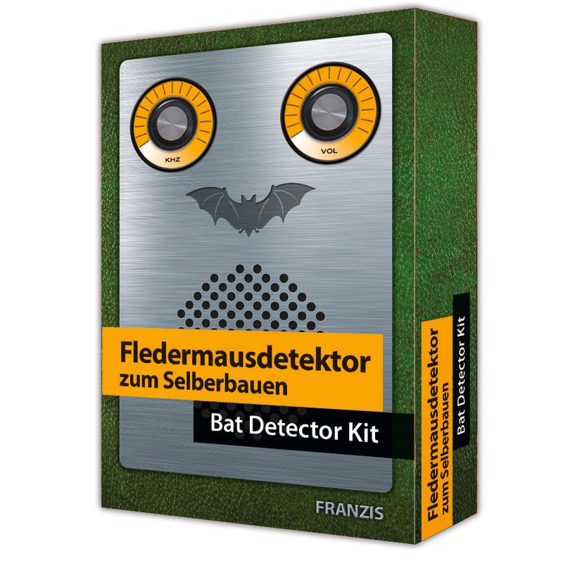 Baussatz Fledermausdetektor