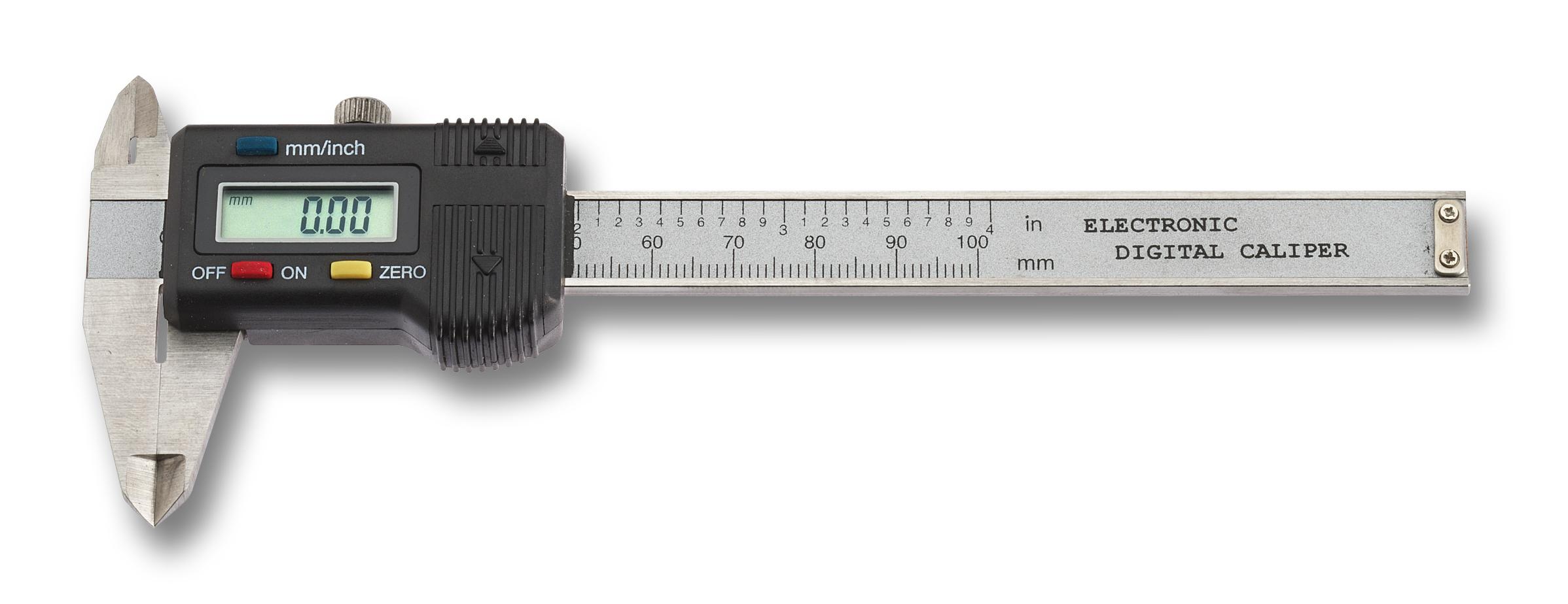 Schieblehre 100 mm Digital