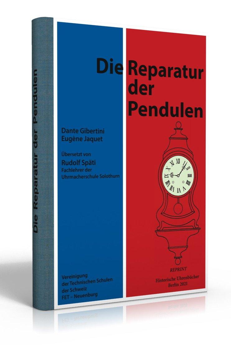 Boek: Die Reparatur der Pendulen