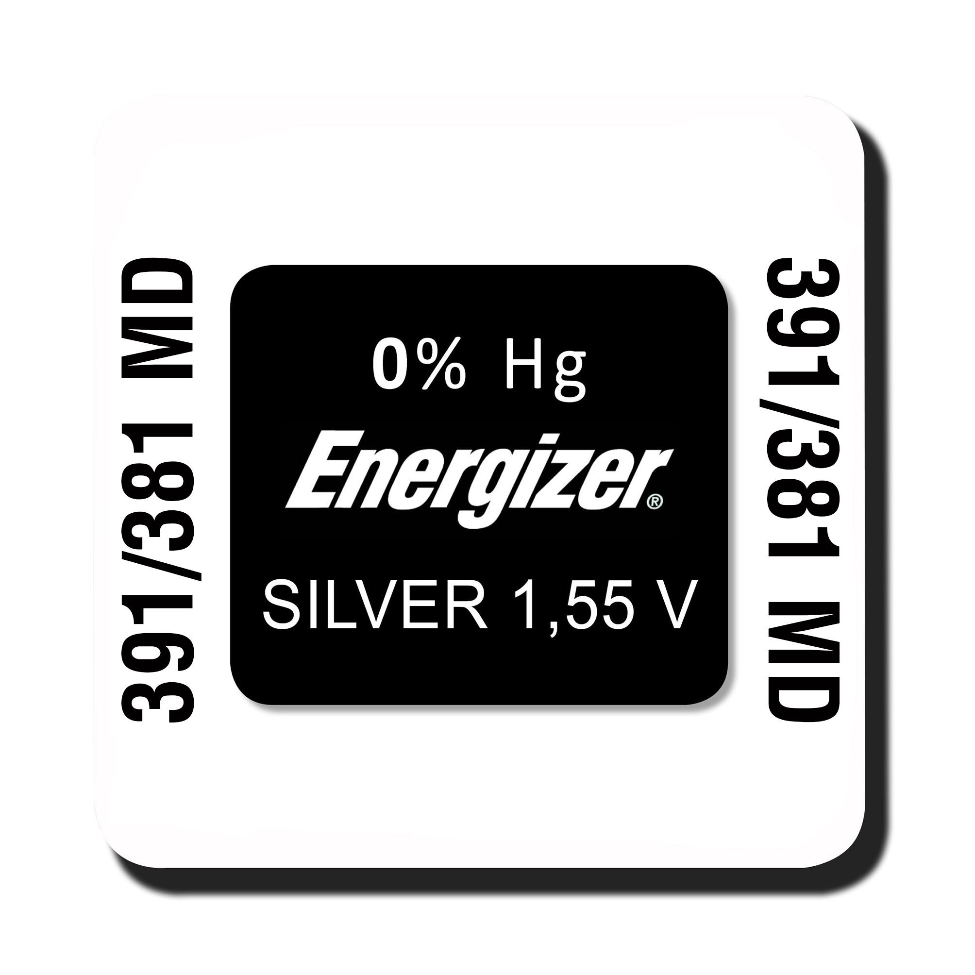 Energizer 391/381 knoopcel