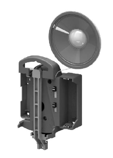 Quarz-Pendeluhrwerk Hermle 812, ZWL 16mm, Westminster oder Bim Bam