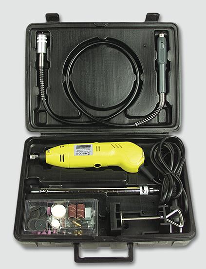BRÜDER MANNESMANN Hobby Tool Kit, 80-teilig