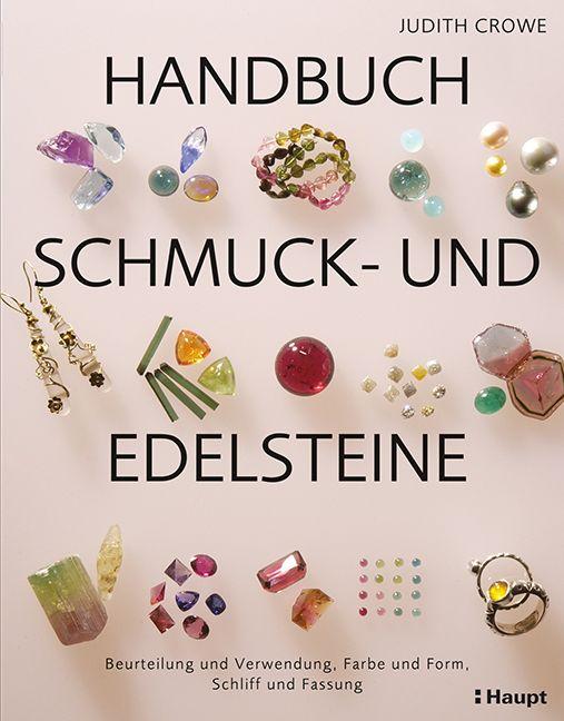 Buch Handbuch Schmuck- und Edelsteine