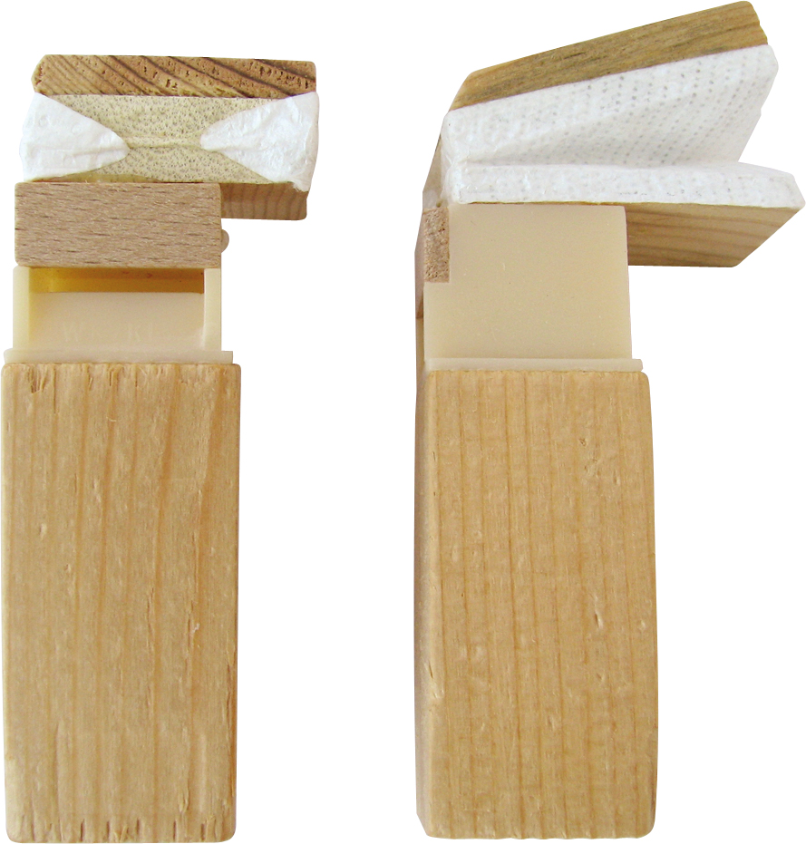 Kuckuckspfeifen Tonöffnung hinten Rohrlänge:65mm