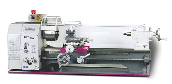 Drehmaschine OPTIturn TU 2506