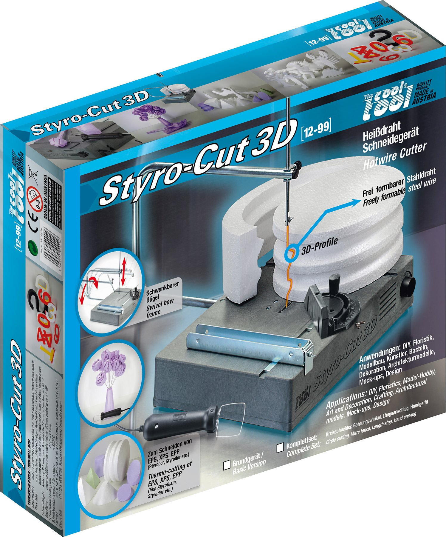 Styro-Cut 3D Set Profi