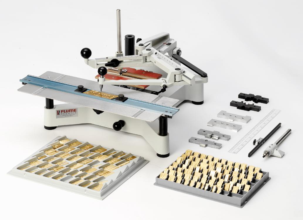 Graviermaschine IM 3-D Gravograph Vorführgerät