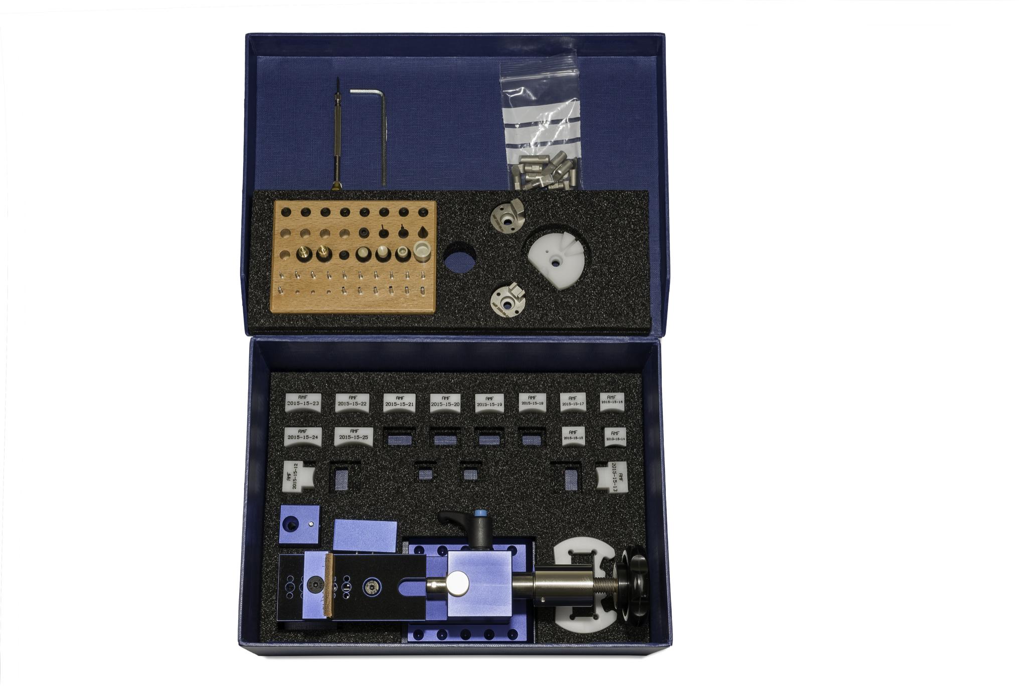 Horia Multifunctioneel apparaat AMF 2015 complete set